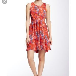 Michael Stars Day Dream Floral Dress